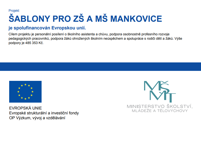 projekt eu Mankovice
